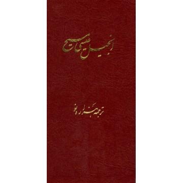 Perzisch Nieuw Testament in zakformaat. Herziene bijbelvertaling.