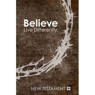 Gratis Engelse Bijbel NT